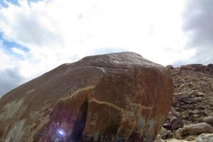 Integratron Giant Rock Light