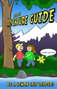 Lemon Lily Adventure Guide Cover
