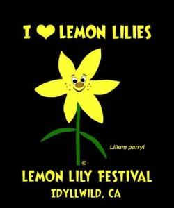 Lemon Lily Kid t-Shirt